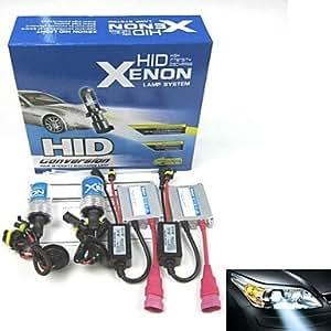 DK BORSEE ? HID Xenon Bulb H9006 12V 35W AC AutomoBile Xenon Headlight Set (Random Color)£¨Delivery color£©(3000K)