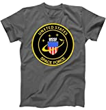 Best TeeShirtPalace Brother Tshirts - United States Space Force USSF Classic Logo T-Shirt Review