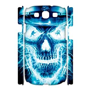Quotes protective Phone Case skull For Samsung Galaxy S3 I9300 NP4K02384