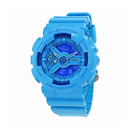 Casio G Shock Quartz Ladies GMAS110CC 2A