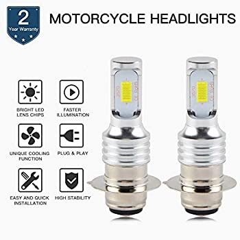 Amazon.com: TH-OUTSE - Bombillas LED para faros delanteros ...