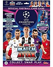 MaTCH aTTaX Champions League Football Card Game