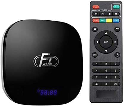 Sofobod TV Box Android 8.1 Smart TV Box 2GB RAM+16GB ROM 4K TV S905W Quad Core H.265 Decoding 2.4GHz WiFi HDMI BT4.1: Amazon.es: Electrónica