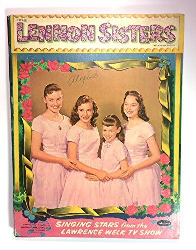 Lennon Sisters from the Lawrence Welk Show Paper Dolls