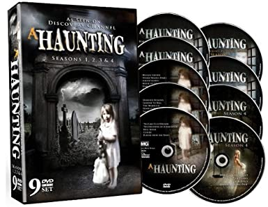 Amazon com: A Haunting - Seasons 1-4: n/a, Paranormal