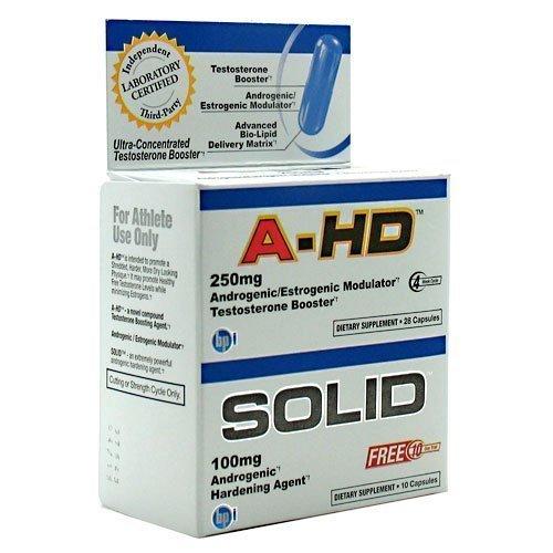 BPI A-HD Solid Combo, 28 Count