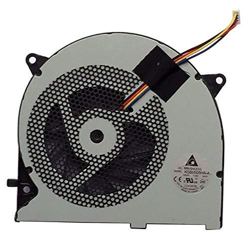 Cooler Para Asus G55 G57 G75 G75v G75vw G75vx Series Laptop