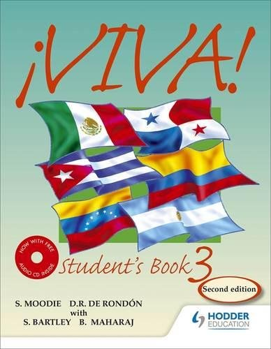 Viva Student's Book 3 with Audio CD by Pearson Education Limited