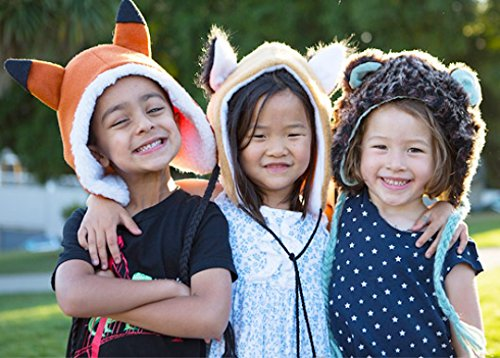 Simplicity Sewing: Make Furry Animal Hats (Diy Halloween Costumes For Groups)