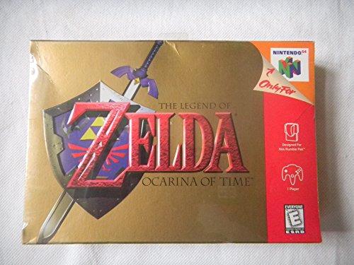 Legend Zelda Ocarina Time
