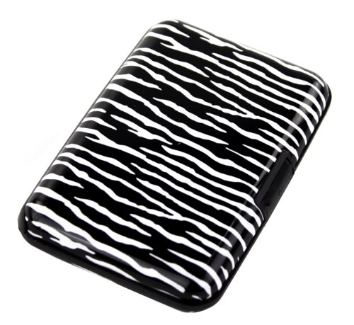 Aluminum Hard Case Credit Cards Wallet - RFID Protector Aluma Wallets