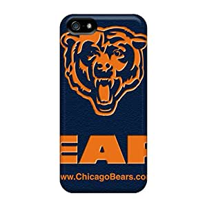 Perfect Fit ATV7490gVhL Chicago Bears Case For Iphone - 5/5s