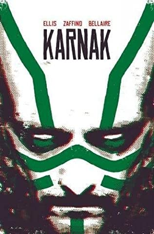 book cover of Karnak, Vol. 1: The Flaw in All Things