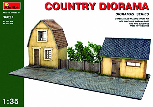 Miniart 1:35 - Country Diorama