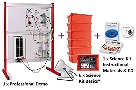 Heliocentris 915, Dr  Fuel Cell Professional Classroom