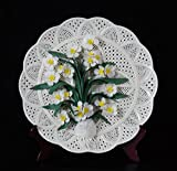 Product review for Hand kneading Chinese characteristics Handmade porcelain narcissus hanging disc Free customization