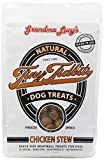 Grandma Lucy's 844137 Dried Tidbit Chicken Stew Treat for Dogs, 6-Ounce