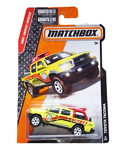 Matchbox Heroic Rescue Toyota Tacoma