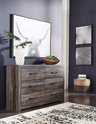 Signature Design by Ashley - Drystan Dresser - Brown
