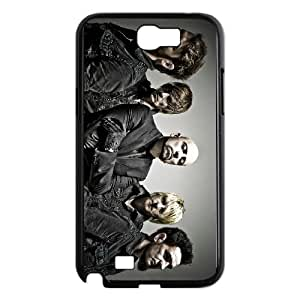 Samsung Galaxy N2 7100 Cell Phone Case Covers Black Megaherz Phone Case Fashion Unique CZOIEQWMXN8696