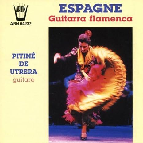 España - Guitarra Flamenca: Various Artists: Amazon.es: Música