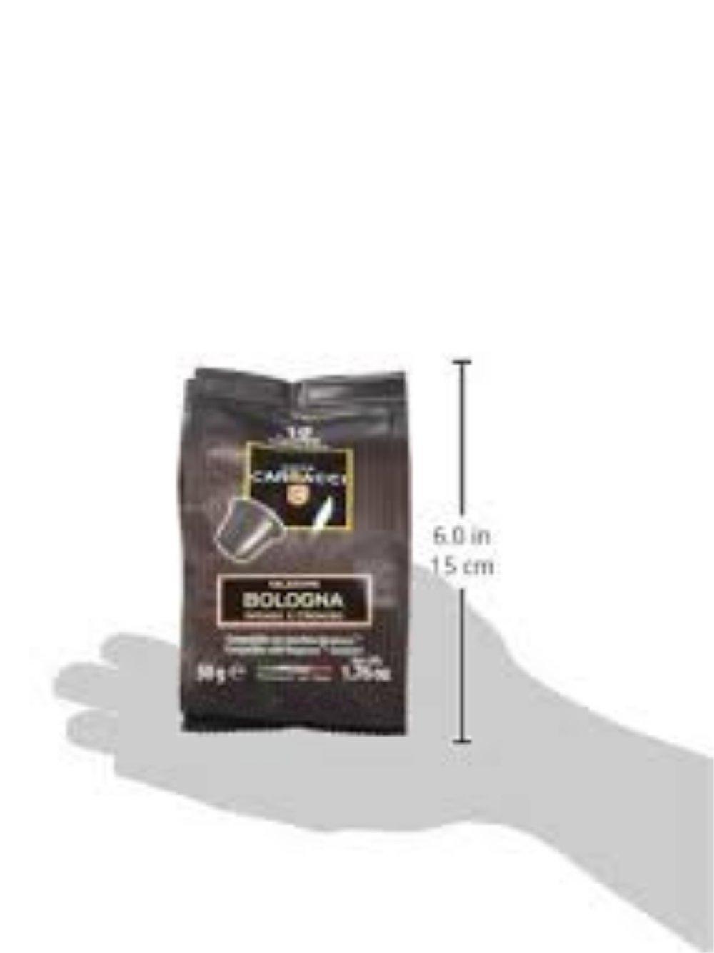 Caffè Carracci : 10 Capsules Espresso