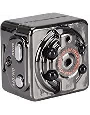 SODIAL Sq8 Videocamera Digitale con Videocamera per La Visione Notturna A Infrarossi per Sport da Auto Full HD 1080P DV