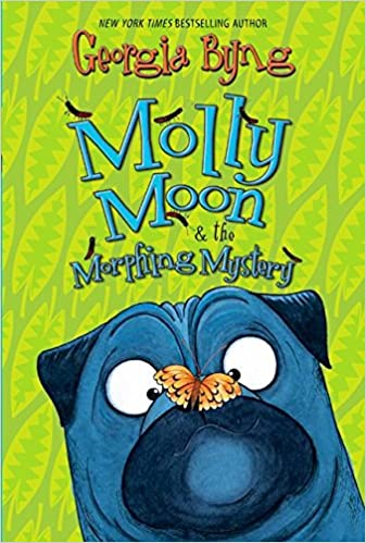 Molly Moon Book