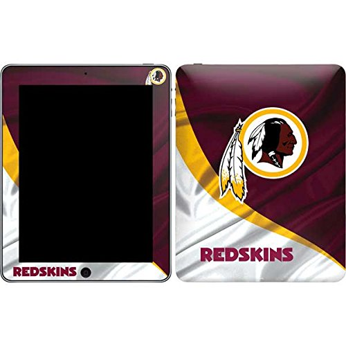 - Skinit Protective Skin (Fits Latest Apple iPad); NFL Washington Redskins Logo
