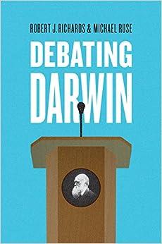 Book Debating Darwin