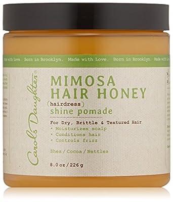 Carols Daughter Mimosa Hair Honey Hair Dress Shine Pomade