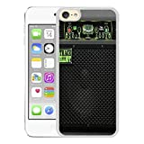 Case for iPod touch 6,iPod touch 6 Case,Trace Elliot Bass Amplification Acoustic Music Speak iPod touch 6 Hard Case - White PC Case