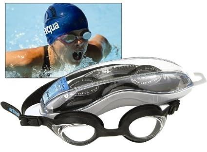 7baae33d86e8 Amazon.com   Splaqua swim Goggle with Optical Corrective Lenses ...