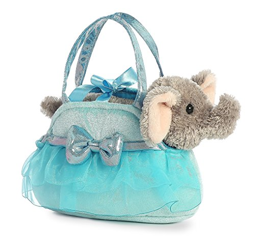 Aurora World Fancy Pals Pet Carrier, Tutu Cute Elephant
