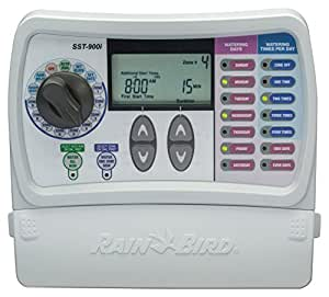 Rain Bird SST900I Simple to Set Indoor Timer, 9-Zone (Discontinued by Manufacturer; replaced by SST900IN)