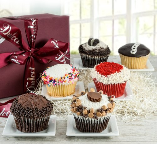 Dulcet Cupcakes Best Sellers Signature Gift Baskets