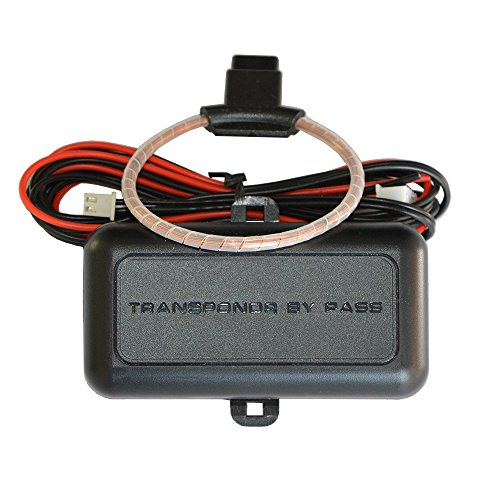 Universal Immobilizer Transponder Bypass Module to Release Chip Key Engine Lock for Remote Starter & Car Alarm & Push Start - Starter Remote Engine Install