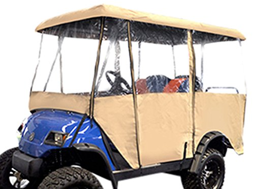 Madjax Universal Enclosure for Most Golf Cart Models Will fit Carts with 80