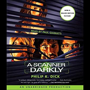 A Scanner Darkly Dick