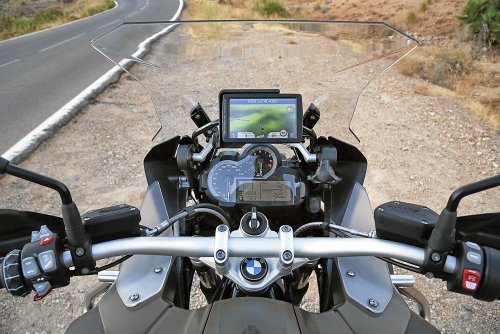 Garmin BMW Navigator V without four button cradle