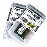 512MB Kit (256MB x 2) SDRAM PC133 LAPTOP Memory Module (144-pin SODIMM, 133MHz) Genuine A-Tech Brand
