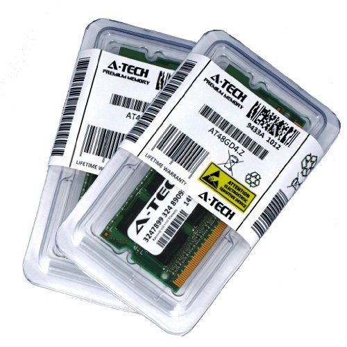 (256MB Kit (128MB x 2) SDRAM PC100 Laptop Memory Module (144-pin SODIMM, 100MHz) Genuine A-Tech Brand)
