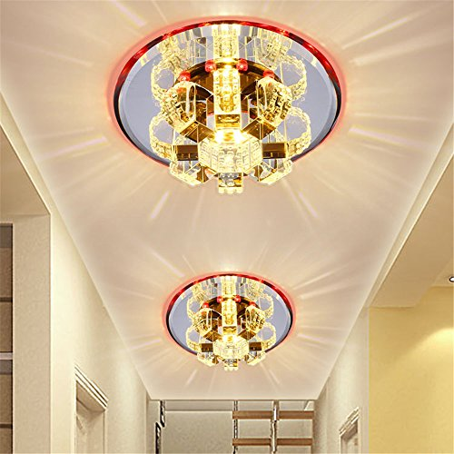 Modern LED Pendant Flush Mount Ceiling Fixtures Light Led spotlight background wall ceiling ceiling daylight lamp taobao agent China Wholesale product name go cart Luggage and leather goods / (Flush Mount Spotlight Wall)