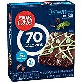 Fiber One Brownies, 70 Calorie Bar, 5 Net