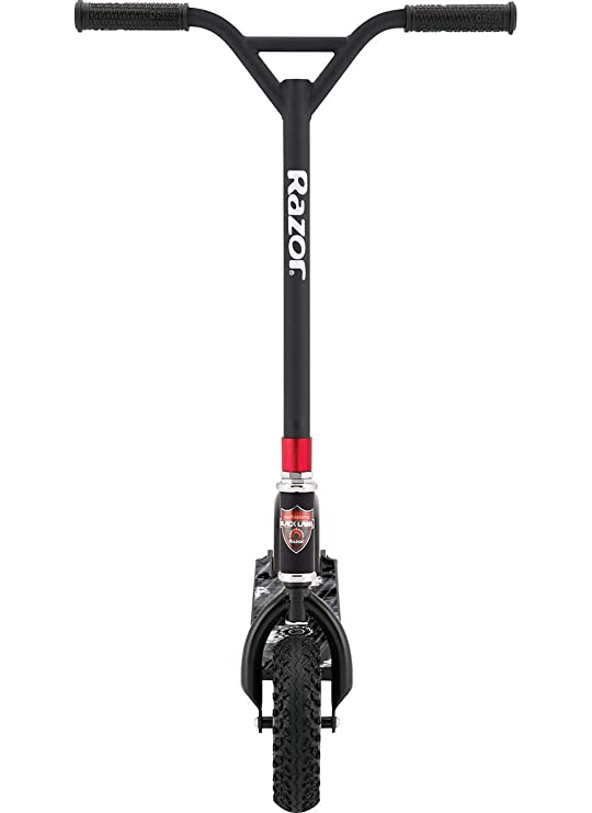Amazon.com : Razor Label RDS Scooter, Black (Renewed ...