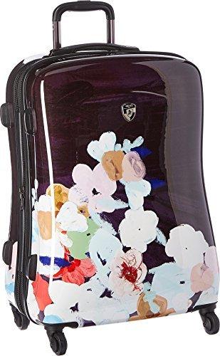 Heys America Unisex Primavera 26″ Spinner Black Luggage