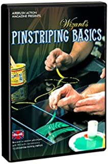 Amazon dagger pinstriping wizard cliff stieglitz terry hill wizards pinstriping basics publicscrutiny Image collections