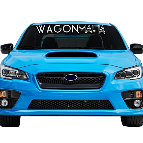 5 Windshield Decal - 8