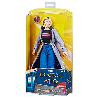Doctor Who The Thirteenth Doctor Adventure Doll: Toys & Games