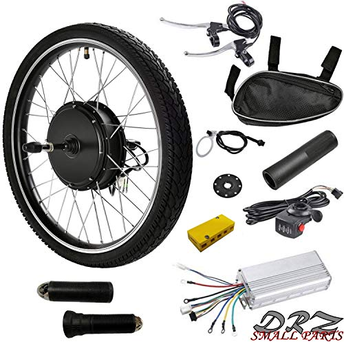 (Auto Express 48V 1000W Electric Bicycle Motor Conversion Kit 26